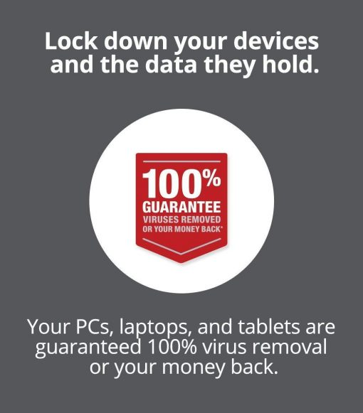 McAfee Total Protection 2019 Antivirus - PC - MAC Download - Unlimited  Devices,2 Years Subscription